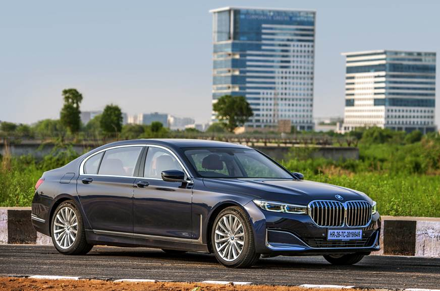 2019 BMW 7 Series facelift India review, test drive ...