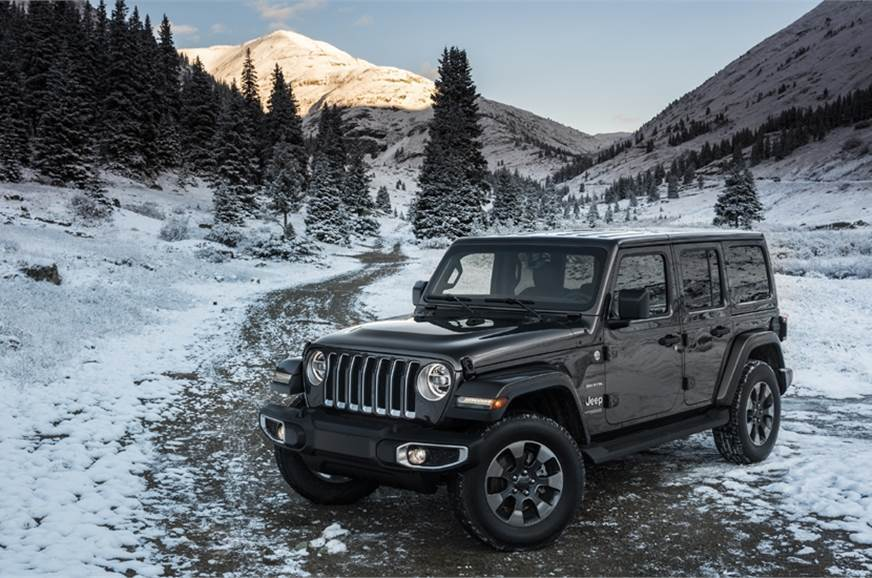 Jeep New Model >> 2020 Jeep Wrangler India Launch On August 9 2019 Autocar