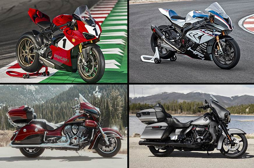 India's 10 most expensive new bikes - Autocar India