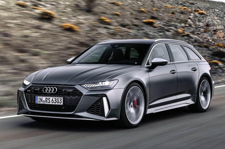 New 600hp Audi Rs6 Avant Revealed Autocar India