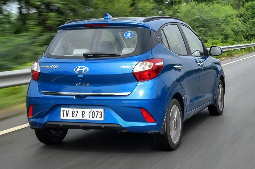 Hyundai Grand I10 Nios Review Test