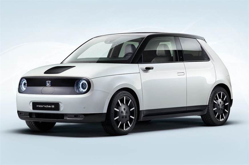 Image result for Honda E:- Official Images Of First Electric Car Of Honda Launched At Frankfurt Motor Show