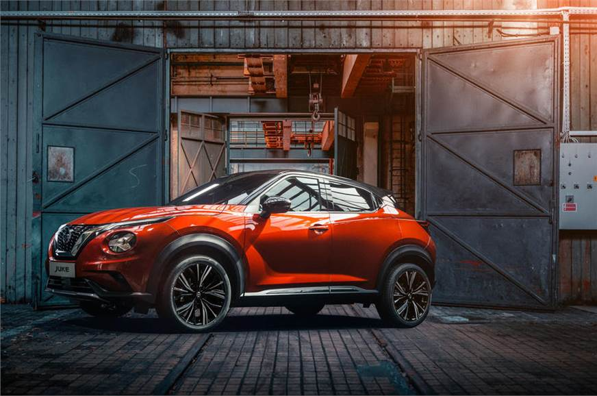 2019 Nissan Juke second-generation SUV revealed - Autocar India