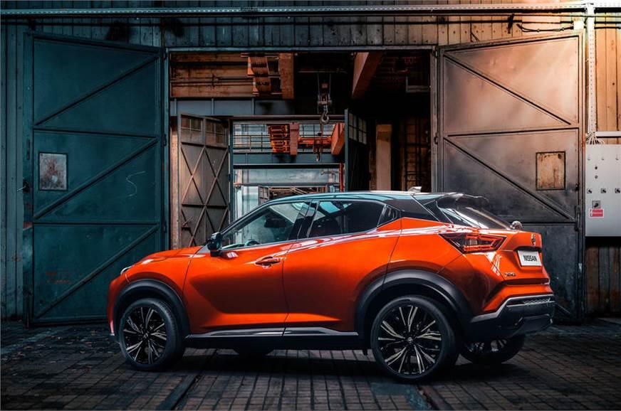 2019 Nissan Juke second-generation SUV revealed - Autocar India
