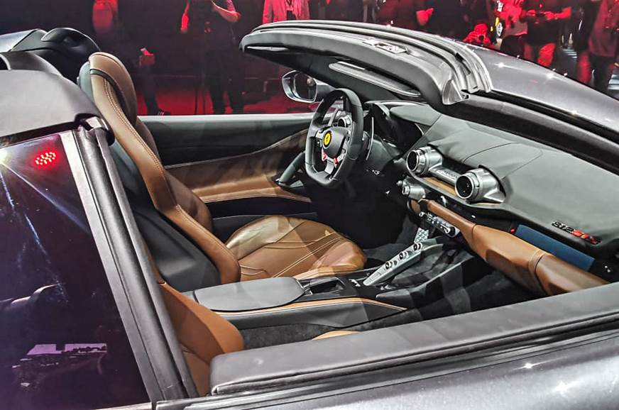 Ferrari 812 Gts Revealed Autocar India