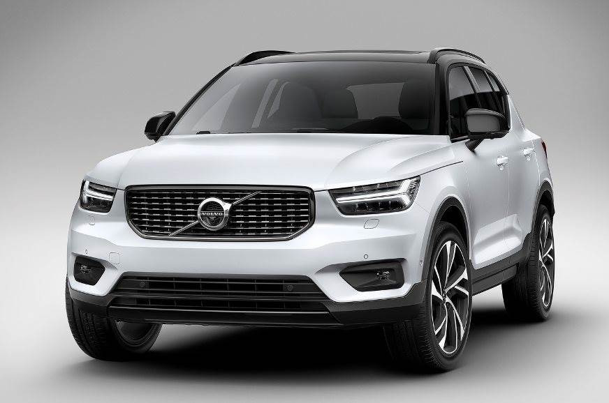 Volvo Electric Suv >> Fully Electric Volvo Xc40 Suv To Be Revealed In October