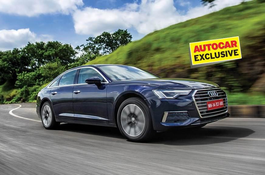 2019 Audi A6 45 Tfsi Review Test Drive Autocar India