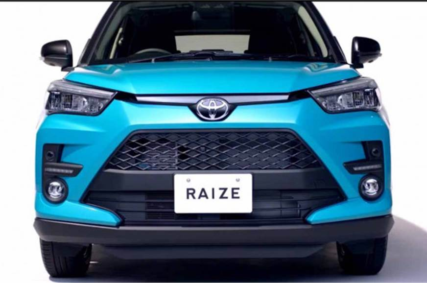 Image result for Toyota Raize compact SUV