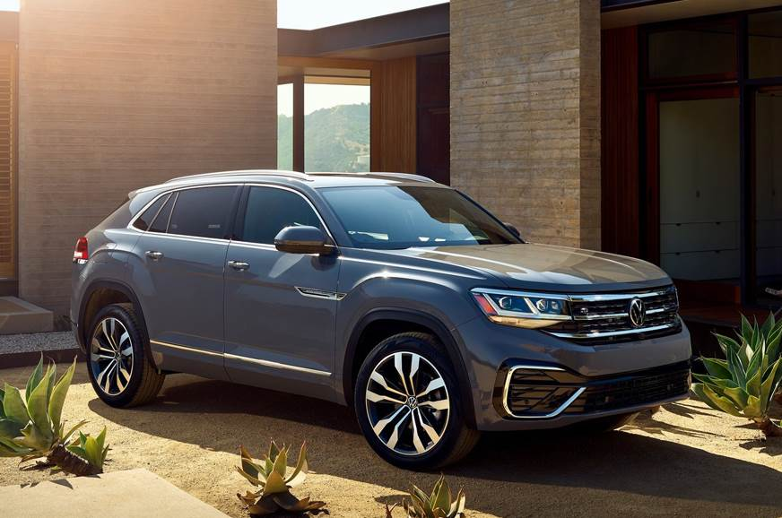 Volkswagen Reveals Atlas Cross Sport Suv At 2019 La Auto
