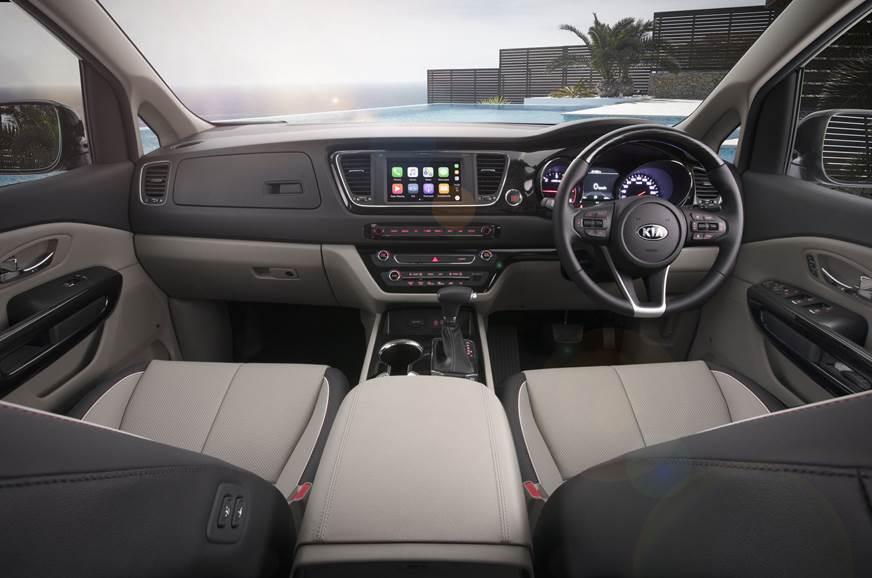 Kia Carnival Design Interior Features Safety Kit Engine