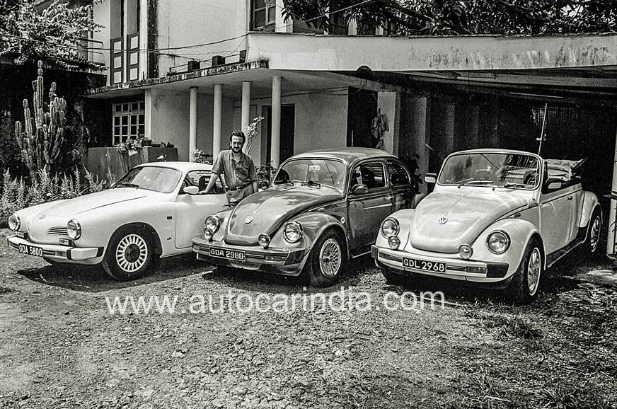Import paradise: Vintage cars in Goa - Feature - Autocar India