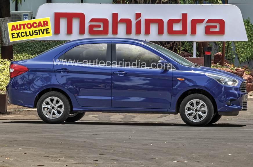 Mahindra Ford Aspire Ev A Close Look
