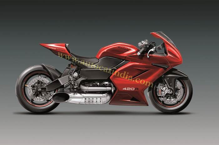 440kph Y2K hyperbike India-bound - Feature - Autocar India