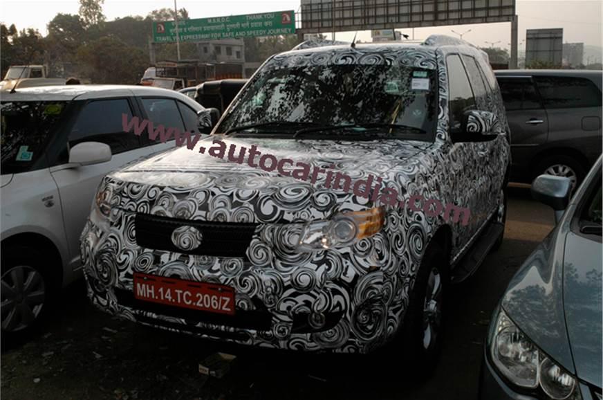 Tata Safari Storme Autocar India