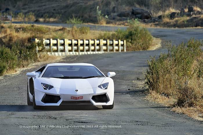 Lamborghini Aventador Autocar India