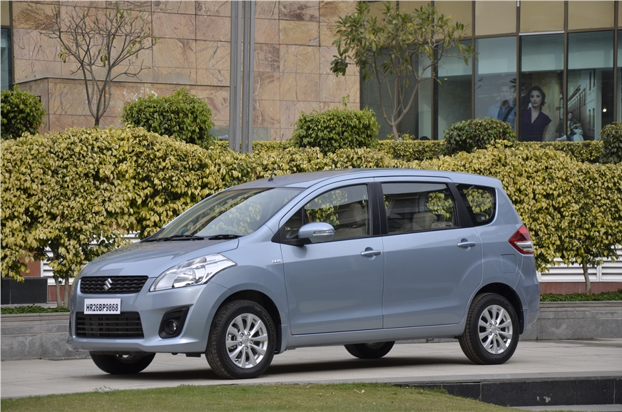 The Ertiga Uses Swift Parts Bin So Expect It To Be Priced Competitively Around Rs 7 9 Lakh Price Bracket