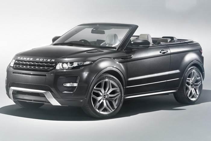 Range Rover Evoque Convertible Autocar India