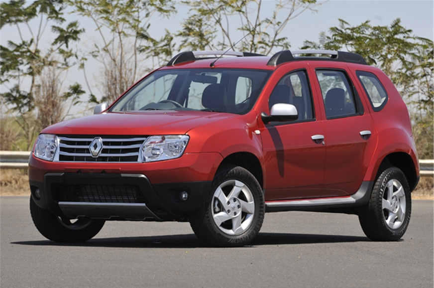 Renault duster photos duster interior exterior image gallery broad shouldered design makes the duster look much larger than its 43 metre length would have you believe voltagebd Images