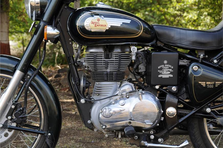 Royal Enfield Bullet 500 Photo Gallery Autocar India