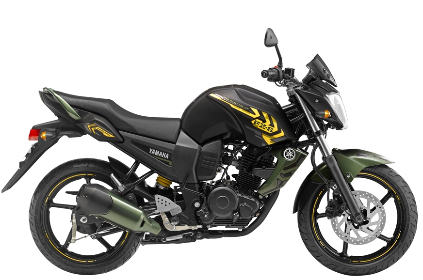 Yamaha Special Edition Fz S And Fazer Photo Gallery Autocar India