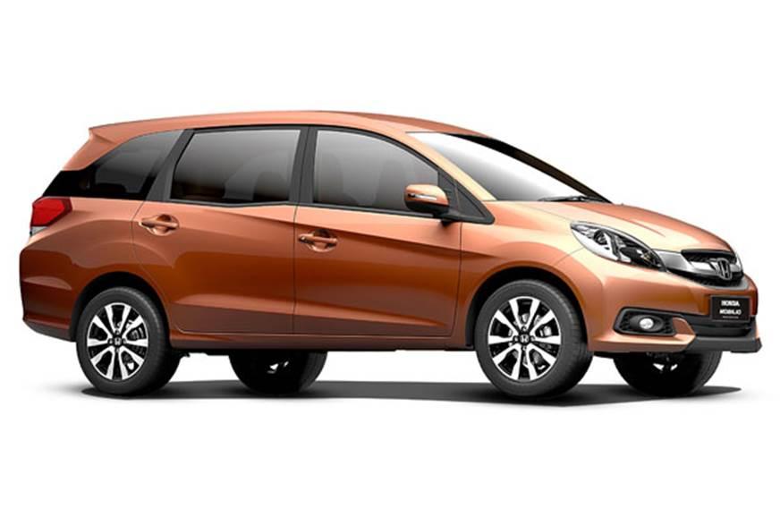 Honda Mobilio Mpv Photo Gallery Autocar India