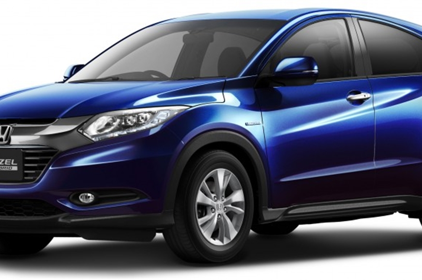 new honda vezel compact suv photo gallery autocar india. Black Bedroom Furniture Sets. Home Design Ideas