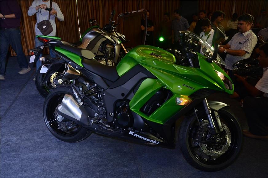 New Kawasaki Ninja 1000 India Photo Gallery Autocar India