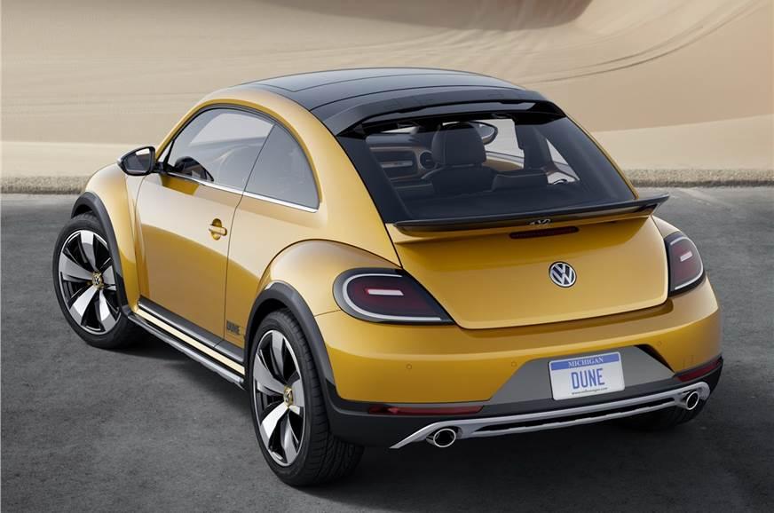 Volkswagen Beetle Dune Concept Photo Gallery Autocar India