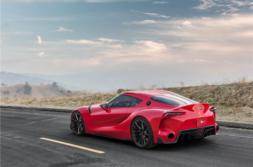Toyota Ft1 Price >> Toyota Ft 1 Sports Coupe Concept Photo Gallery Autocar India