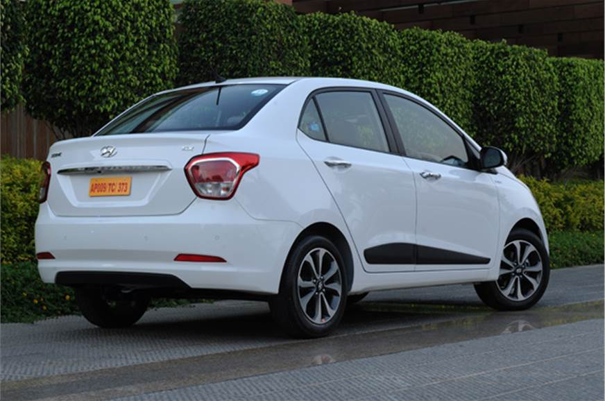 Hyundai Xcent Review Photo Gallery Autocar India