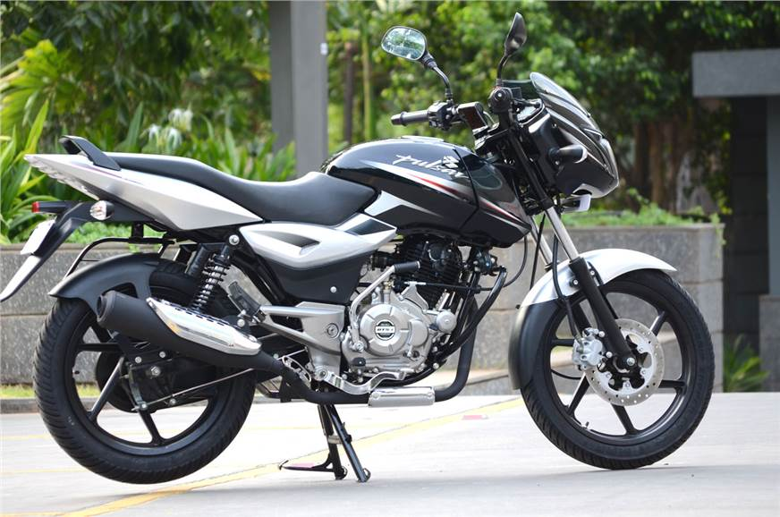 New 2014 Bajaj Pulsar 150 photo gallery - Autocar India