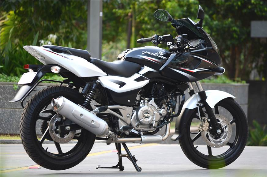 New Bajaj Pulsar 220 Photo Gallery Autocar India