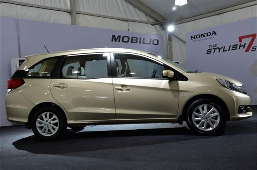 India Spec Honda Mobilio Photo Gallery Autocar India