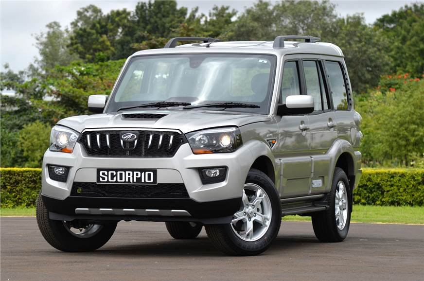 New Mahindra Scorpio Photo Gallery Autocar India