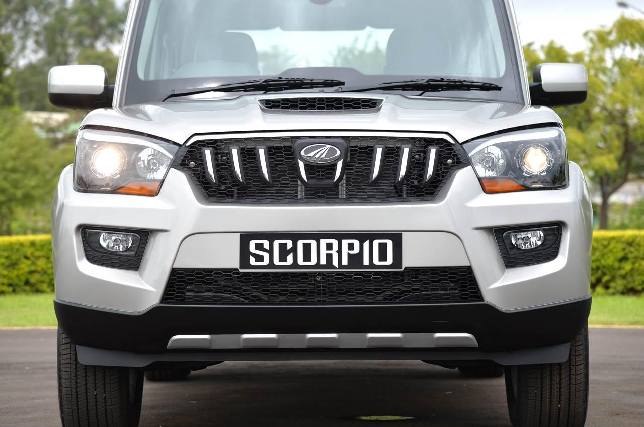 New Mahindra Scorpio Photo Gallery Autocar India