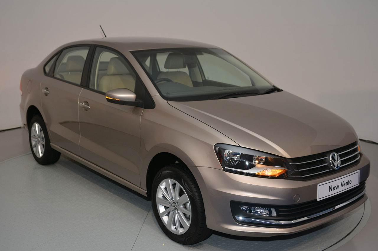 Volkswagen Vento Facelift Photo Gallery Autocar India