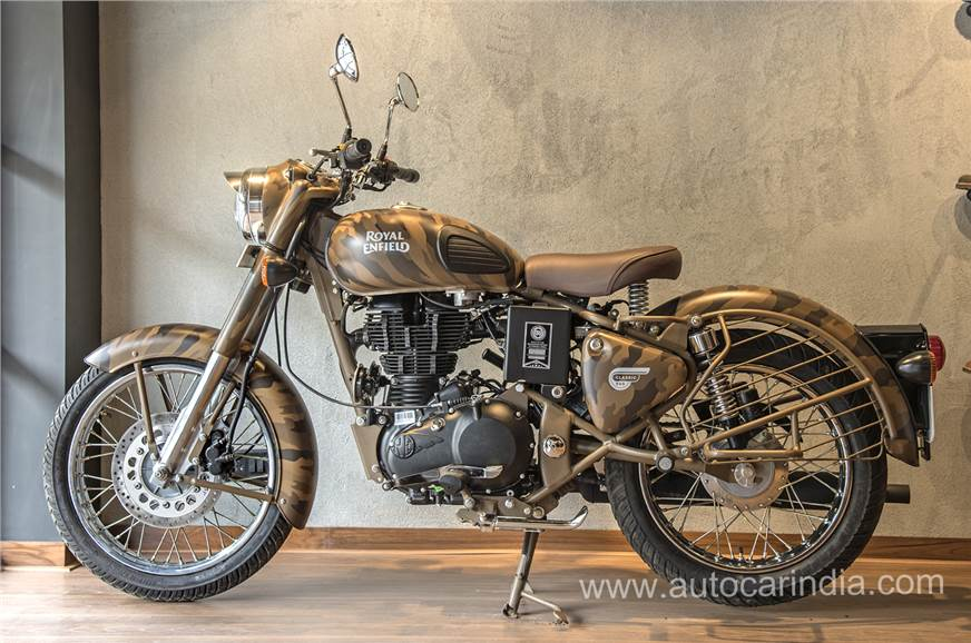 Royal Enfield Images Despatch Edition Royal Enfield Classic 500