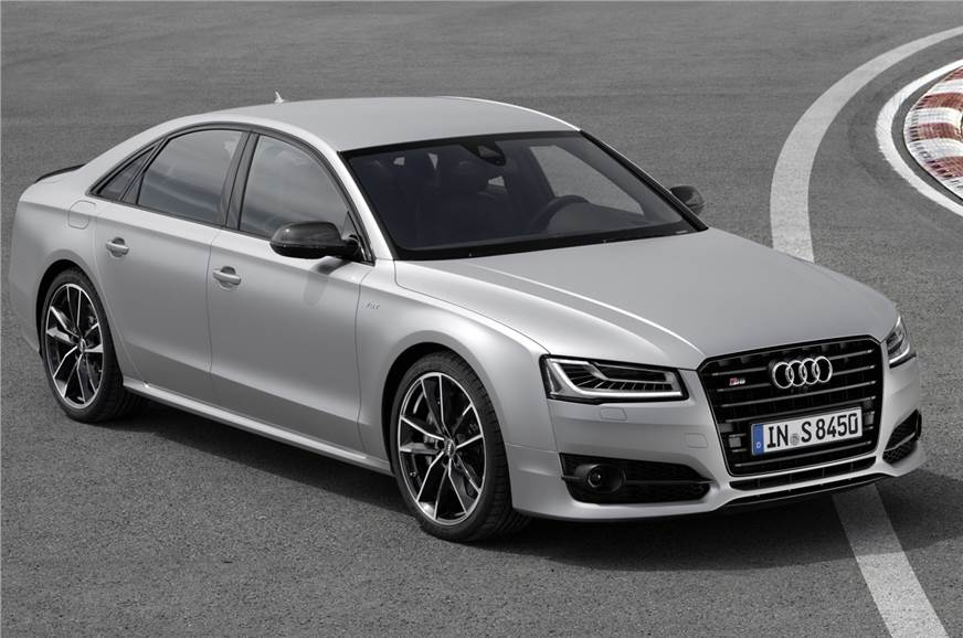 Audi S8 Plus Photo Gallery