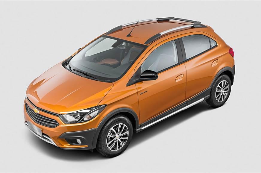 Chevrolet Onix Activ Photo Gallery Autocar India