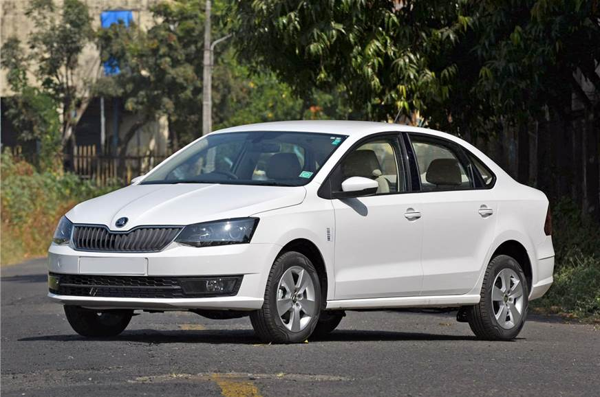 Skoda Rapid Facelift Image Gallery Autocar India