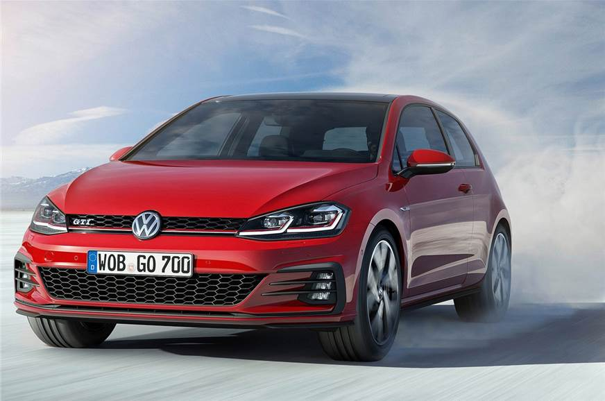 2017 Volkswagen Golf GTI image gallery - Autocar India