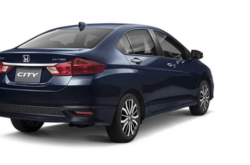 New Honda City Facelift Images Details Price Variants
