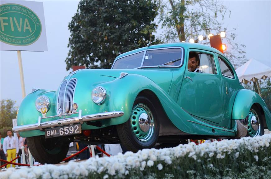 Cartier Concours D'Elegance 2017 image gallery - Autocar India