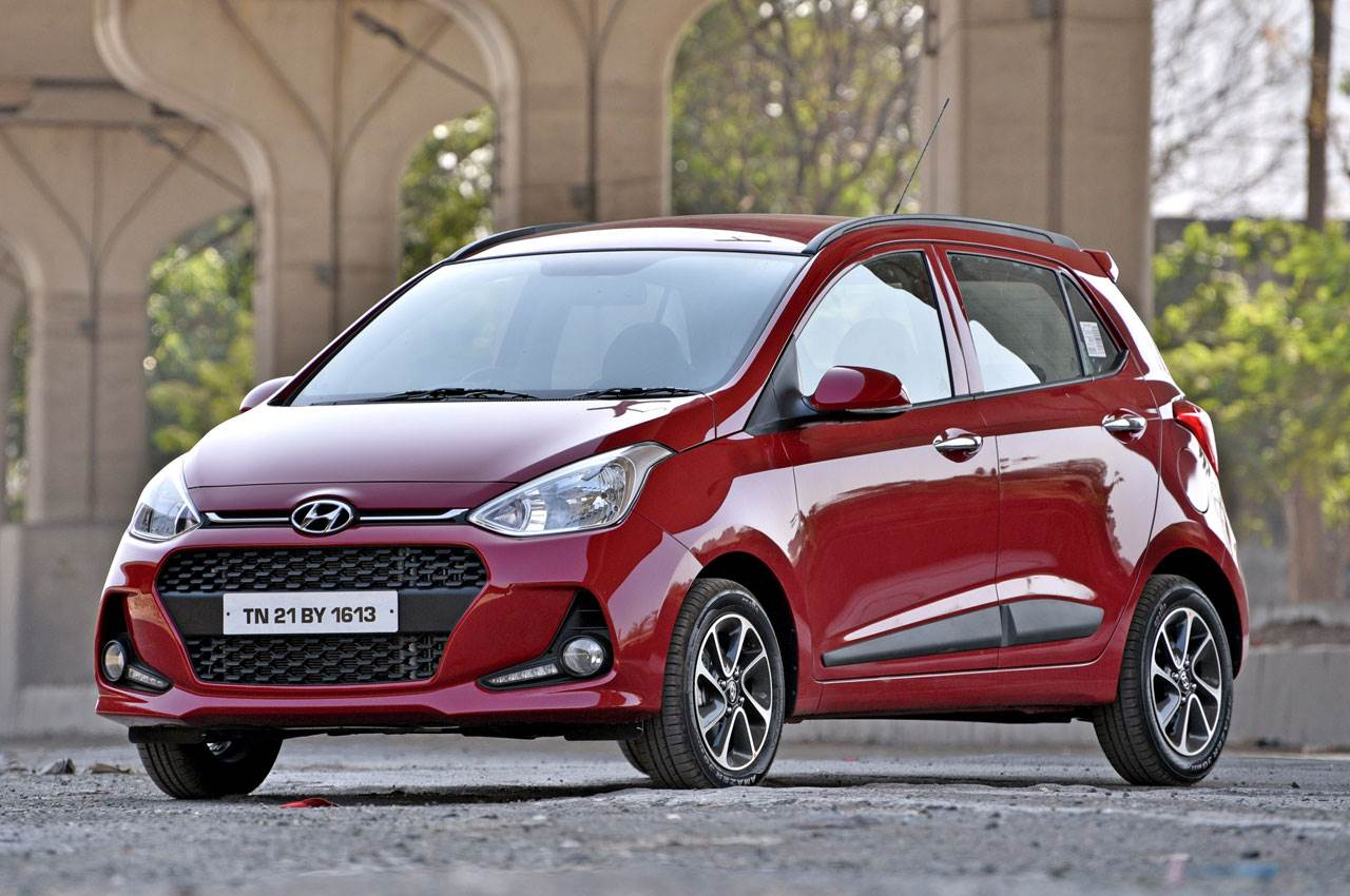 Image result for exterior of grand i10 facelift hd