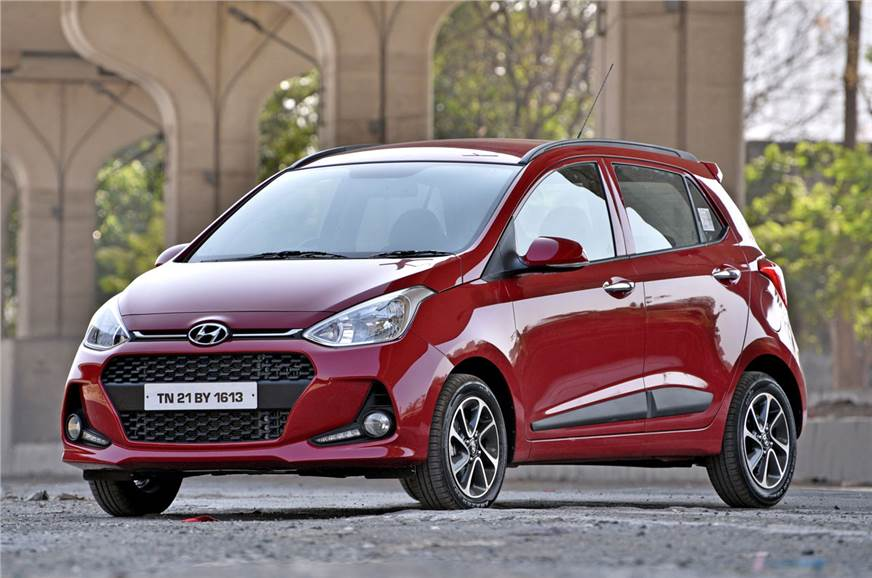 2017 Hyundai Grand I10 Facelift Images Details Interior