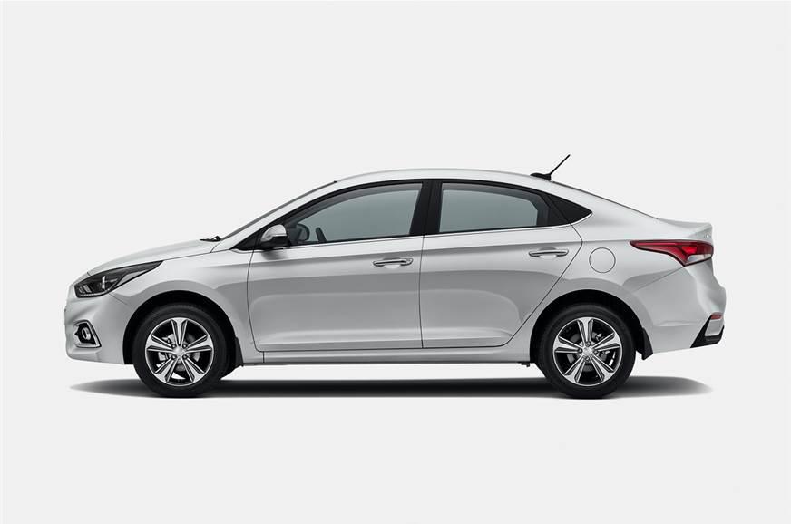 New 2017 Hyundai Verna Images Interior India Launch Date Autocar