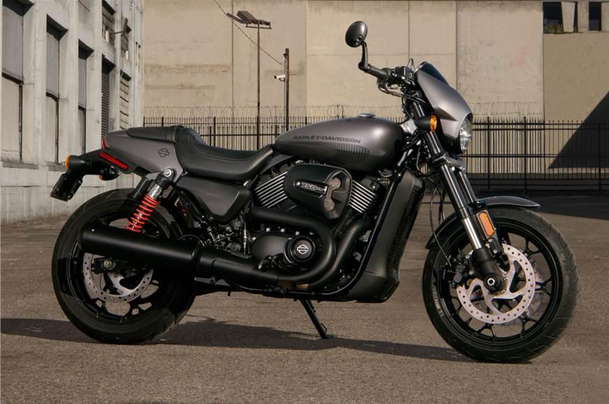 2017 Harley-Davidson Street Rod 750 image gallery