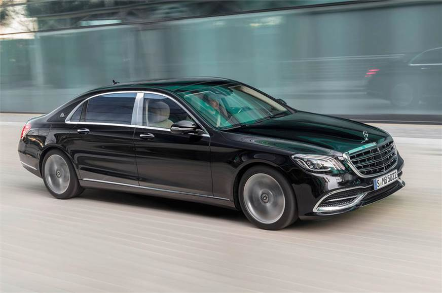 2018 mercedes s-class facelift image gallery - autocar india