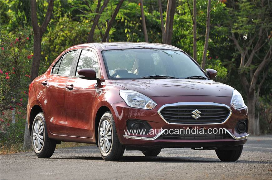 Maruti Has Launched The New Third Gen Dzire With Prices Starting At Rs 545 Lakh Ex Showroom Delhi