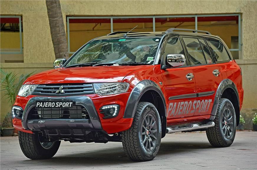 2017 Mitsubishi Pajero Sport Select Plus images, interior
